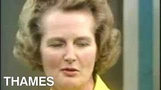 Margaret Thatcher interviews | Thames Television |1971 -1979