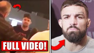 FOOTAGE Of Mike Perry KO'ing Old Man At A Bar, Perry Reacts To Video....Smith On Masvidal Vs Usman