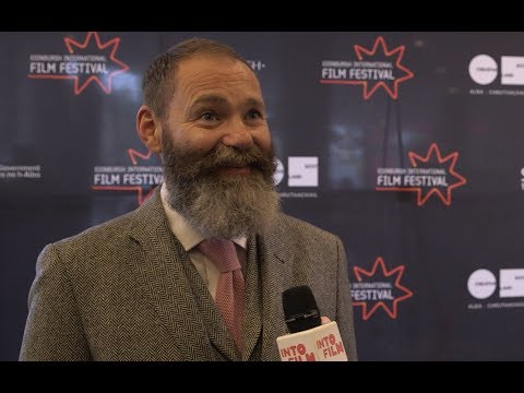 God's Own Country director Francis Lee at EIFF Opening Night