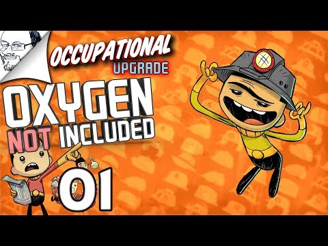 Jetzt mit Jobcenter #01 💨 OXYGEN NOT INCLUDED S02 Occupational | Gameplay German
