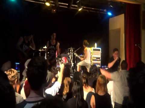 Glorified! - Lost mind LIVE @ Arrow On Swanston 25.01.2013