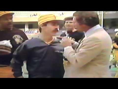 Willie Stargell Pie In The Face On Phil Garner!