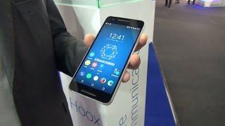 HOOX, el teléfono móvil más seguro del mundo I MWC17