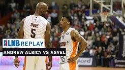 Replay : Gravelines-Dunkerque - LDLC Asvel (2016) avec Andrew Albicy !