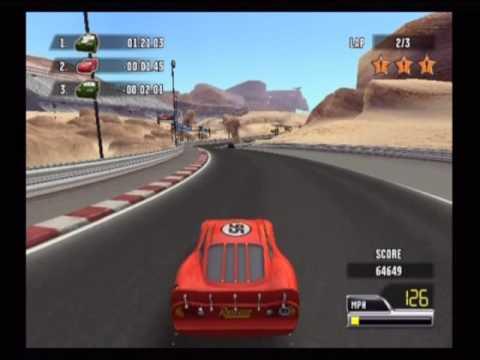 Cars Race O Rama Santa Carburera