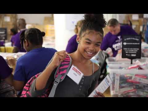Operation Backpack® - Volunteers of America-Greater New York