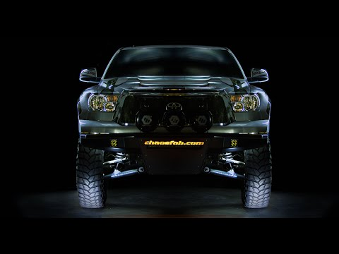 2007+Toyota Tundra Long Travel Suspension Lift