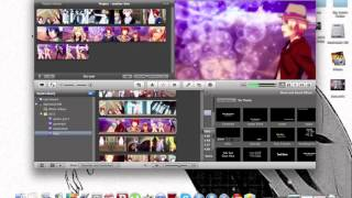 (imovie) How To Download Anime And Make A AMV