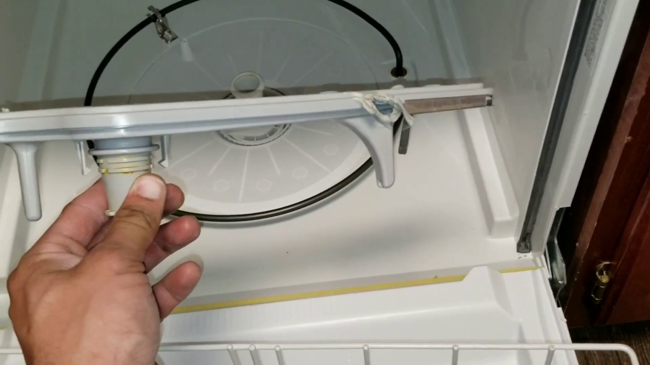 Dishwasher Burning Smell. Check This First! - YouTube