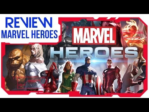 Marvel Heroes Gameplay - First Look Review
