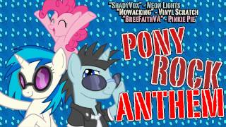 Repeat youtube video Pony Rock Anthem-ShadyVox