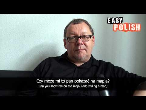 Tiếng Ba Lan bài 5: Nó ở đâu?