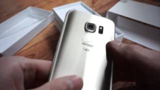 Unboxing: Samsung Galaxy S6 32GB 4G LTE. 10 out of 10