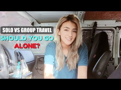 SOLO TRAVEL: 7 Things To Consider BEFORE YOU TAKE A TRIP!