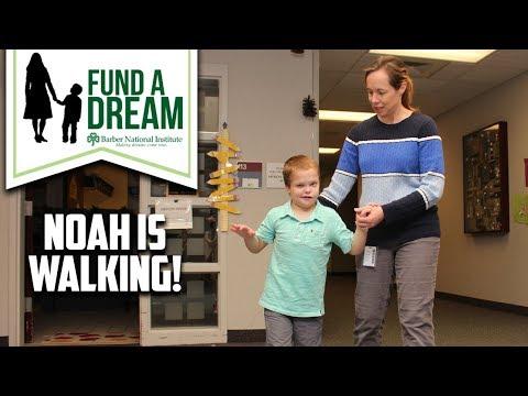 Fund A Dream: Noah's Story