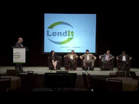 Lendit 2014: Online Lending Institutional Investors Panel