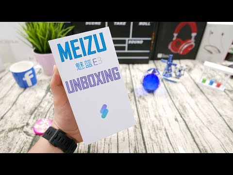MEIZU E3 hands-on Unboxing and First Impressions video