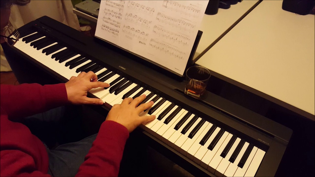 Prelude in e minor op 28 n 4 chopin st the pianist for Yamaha p 45b