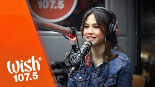 """Janella Salvador performs """"Take It Easy"""" LIVE on Wish 107.5 Bus YouTube Videos"""