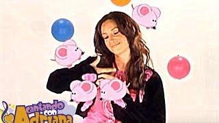CINCO RATONCITOS - Cantando con Adriana - canciones infantiles