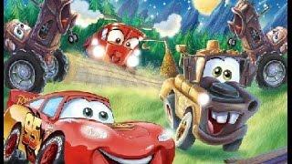 Тачки игра - Логический пазл (Cars Logic puzzle, Disney, Pixar)