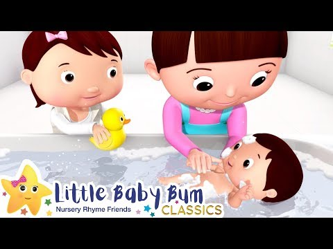 New Sibling Song +More Nursery Rhymes & Kids Songs - ABCs and 123s | Learn with Little Baby Bum