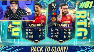 A Fresh New Start!! BEST Tots Pack EVER #FIFA21​ First Owner Pack To Glory! #01