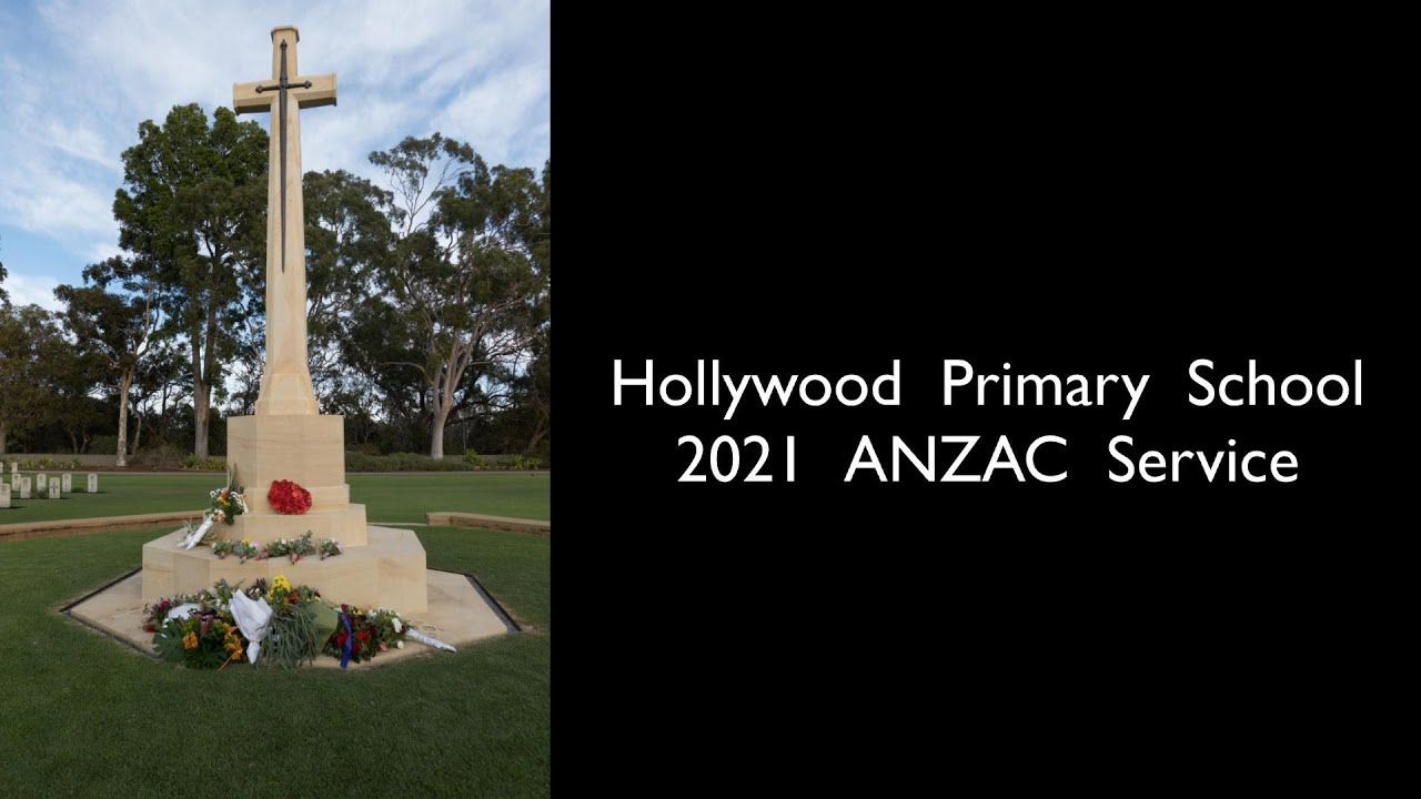 ANZAC Day Commemoration at Hollywood