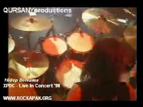 Hidup Bersama - XPDC (Live In Concert '98)
