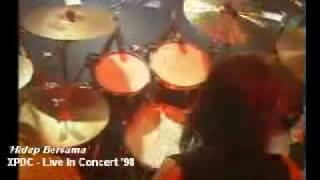 Hidup Bersama - XPDC (Live In Concert