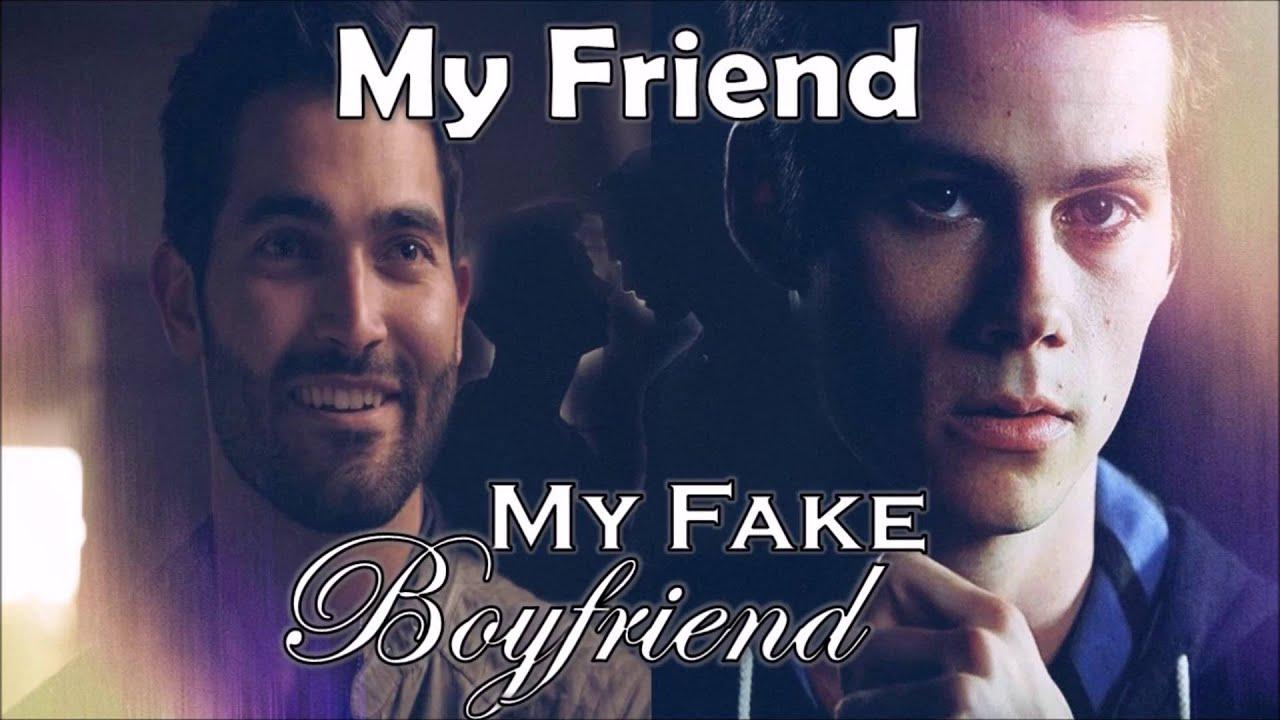 My Friend, My Fake Boyfriend - Sterek Wattpad