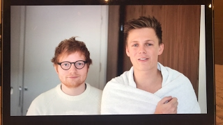 MY VIDEO WITH ED SHEERAN