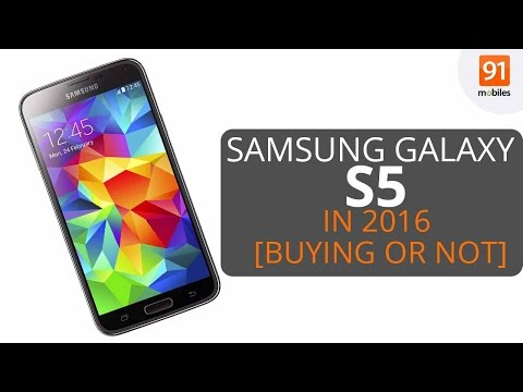 Samsung Galaxy S5 in 2016 : Should you buy it? [Ask91]