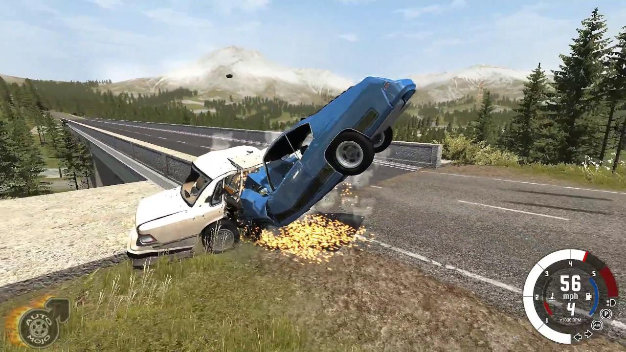 The Best Car Crash Simulator
