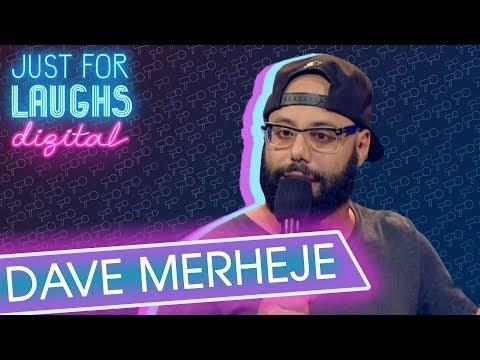 Dave Merheje - I Forgot I Was Arabic