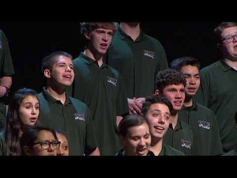 Provo High School Combined Choirs - I'm Gonna Sit Right Down and Write Myself a Letter