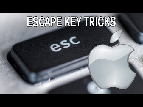 3 Surprising Uses for a Mac's Escape Button