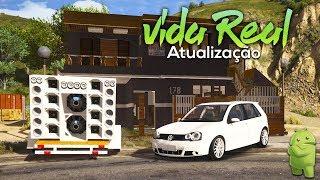 Atualização do Jogo Que Pode TRABALHAR e ter CASA e CARROS REBAIXADOS (Cars in Fixa Brazil)