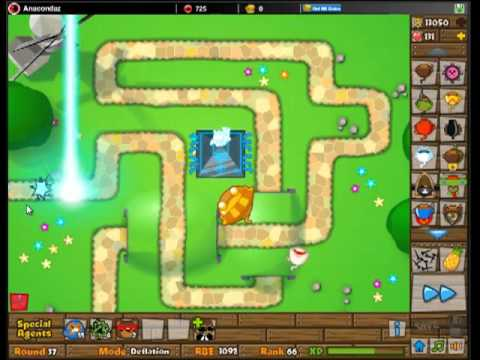 BTD5- Bloonsday Device (Special Agent) in Deflation Mode ...