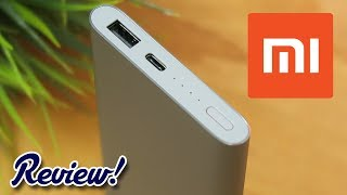 xiaomi 10000mAh Mi Power Bank Pro - Complete Review!