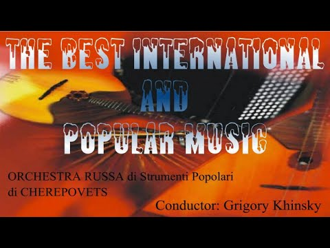 The Best International and Popular Music - (Live Recording)