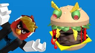 "[EL] Roblox ""I HAVE IN THE PANINO!"" Escape A Giant Burger (ITA)"