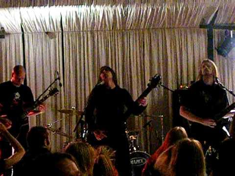 Metherra @ Wacken Metal Battle, Trondheim Scene (Monte Cristo), 08/03/09Metherra