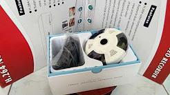 Camera ip wifi vr 360 độ yyp2p trong nhà mẫu tròn