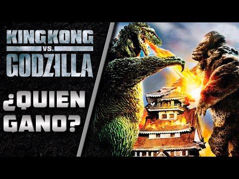 La Historia Detrás del Primer Encuentro de KING KONG VS. GODZILLA en 1962 | ¿Quien Gano? - Видео онлайн