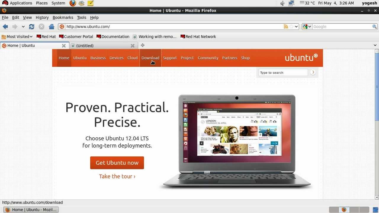Ubuntu rus скачать торрент