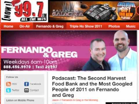 "San Francisco Radio Show ""Fernando & Greg"" Names SMC Professor ""Teacher of the Month"""