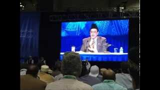 Closing Address Dua by Dr Ahsanullah Zafar, Ameer Jama'at USA