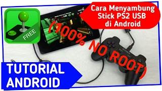 Cara menyambungkan Stick PS2 USB di Android (100% TANPA ROOT) - Bagian2
