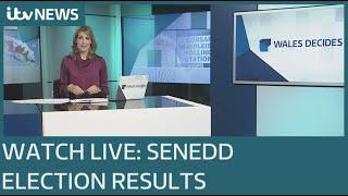 Senedd election results 2021